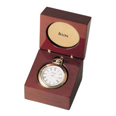 Настольные часы Bulova B2662. Коллекция Морская коллекция