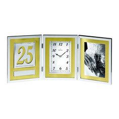Настольные часы Bulova B1233. Коллекция Коллекция рамок