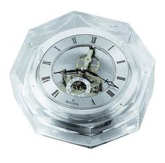 Настольные часы Bulova B9851. Коллекция Настольная коллекция
