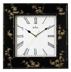 Настенные часы Bulova C4102. Коллекция Коллекция настенных часов