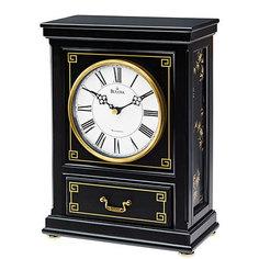 Настольные часы Bulova B7665. Коллекция Каминная коллекция