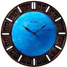 Настенные часы Bulova C4371. Коллекция Коллекция настенных часов