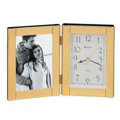 Настольные часы Bulova B1274. Коллекция Коллекция рамок