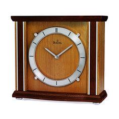 Настольные часы Bulova B1667. Коллекция Настольная коллекция