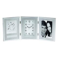 Настольные часы Bulova B1235. Коллекция Коллекция рамок