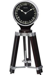 Настольные часы Bulova B1533. Коллекция Настольная коллекция