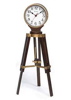 Настольные часы Bulova B1656. Коллекция Настольная коллекция