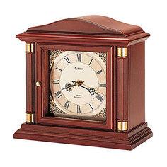 Настольные часы Bulova B1843. Коллекция Каминная коллекция