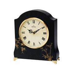 Настольные часы Bulova B1676. Коллекция Настольная коллекция