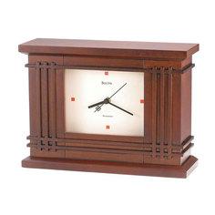 Настольные часы Bulova B1865. Коллекция Каминная коллекция