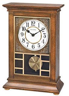 Настольные часы Bulova B1654. Коллекция Настольная коллекция
