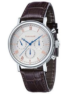 мужские часы Earnshaw ES-8103-02. Коллекция Beaufort