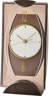Настольные часы Seiko Clock QXG103BT. Коллекция Настольные часы