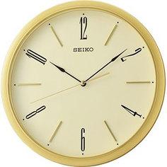Настенные часы Seiko Clock QXA725GN. Коллекция Настенные часы