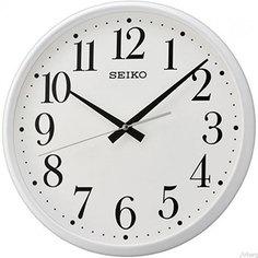Настенные часы Seiko Clock QXA728WN. Коллекция Настенные часы