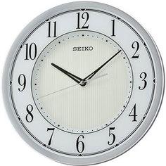 Настенные часы Seiko Clock QXA726SN. Коллекция Настенные часы