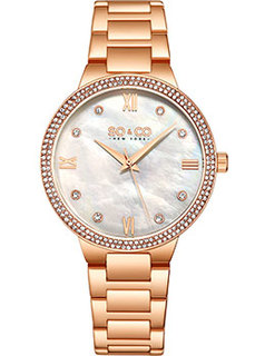 женские часы Stuhrling Original 5519.4. Коллекция Madison