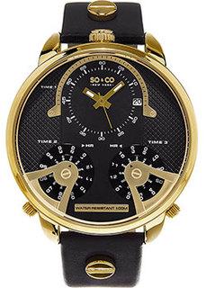 мужские часы Stuhrling Original 5240.4. Коллекция SoHo