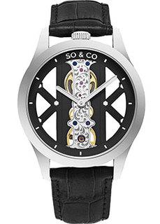 мужские часы Stuhrling Original 5419.1. Коллекция Madison