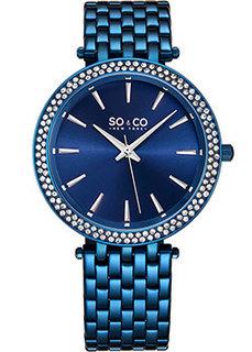 женские часы Stuhrling Original 5518.3. Коллекция Madison