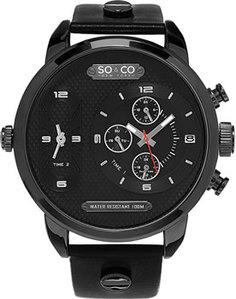 мужские часы Stuhrling Original 5230.2. Коллекция SoHo