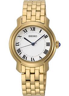 Японские наручные женские часы Seiko SRZ520P1. Коллекция Conceptual Series Dress