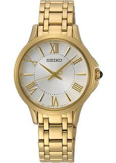 Японские наручные женские часы Seiko SRZ528P1. Коллекция Conceptual Series Dress