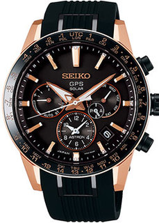 Японские наручные мужские часы Seiko SSH006J1. Коллекция Astron
