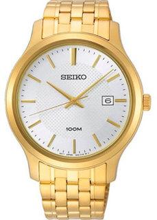 Японские наручные мужские часы Seiko SUR296P1. Коллекция Neo Classic