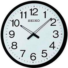 Настенные часы Seiko Clock QXA563KN-Z. Коллекция Настенные часы