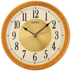 Настенные часы Seiko Clock QXA717BN. Коллекция Настенные часы