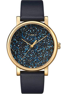 женские часы Timex TW2R98100RY. Коллекция Crystal Opulence