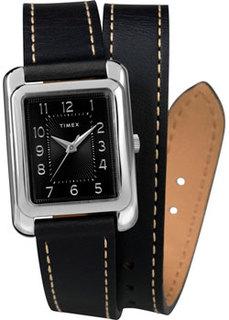 женские часы Timex TW2R90000RY. Коллекция Addison