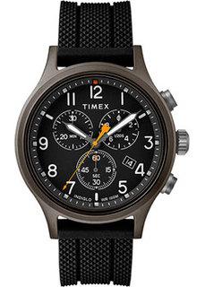 мужские часы Timex TW2R60400VN. Коллекция Allied Chronograph