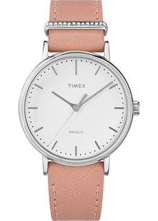 женские часы Timex TW2R70400VN. Коллекция Fairfield
