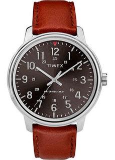 мужские часы Timex TW2R85700RY. Коллекция Metropolitan