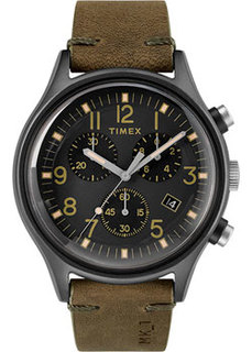 мужские часы Timex TW2R96600VN. Коллекция MK1 Steel Chronograph