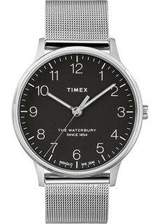 мужские часы Timex TW2R71500VN. Коллекция The Waterbury Classic