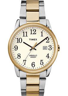 мужские часы Timex TW2R23500RY. Коллекция Easy Reader