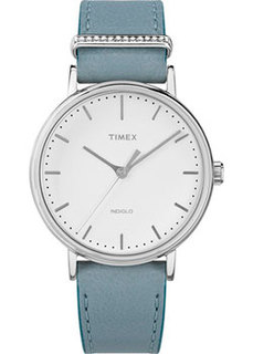 женские часы Timex TW2R70300VN. Коллекция Fairfield