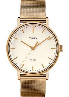 женские часы Timex TW2R26500VN. Коллекция The Fairfield
