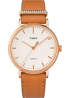 женские часы Timex TW2R70200VN. Коллекция Fairfield