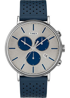 мужские часы Timex TW2R97700VN. Коллекция Fairfield Supernova Chronograph
