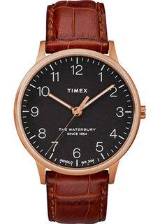мужские часы Timex TW2R71400VN. Коллекция The Waterbury Classic