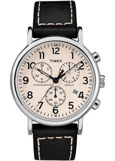 мужские часы Timex TW2R42800RY. Коллекция Weekender