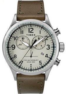 мужские часы Timex TW2R70800VN. Коллекция The Waterbury Traditional Chronograph