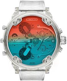 fashion наручные мужские часы Diesel DZ7427. Коллекция Mr. Daddy