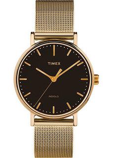 женские часы Timex TW2T36900VN. Коллекция Fairfield