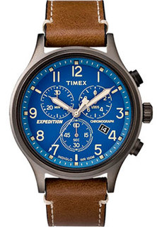 мужские часы Timex TW4B09000RY. Коллекция Expedition Scout