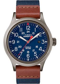 мужские часы Timex TW4B14100RY. Коллекция Expedition Ranger
